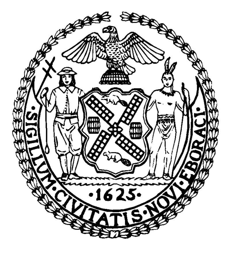 new york seal Embles New York