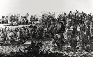 Anglo dutch wars