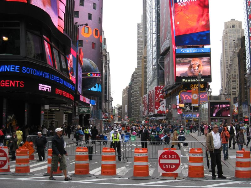 New times square 1