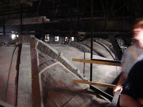 Attic vaulted ceiling 2