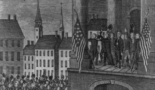 Washington inaugurate