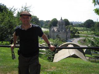 Robert westfield at green-wood cemetery
