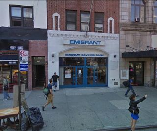 Emigrant Savings Bank
