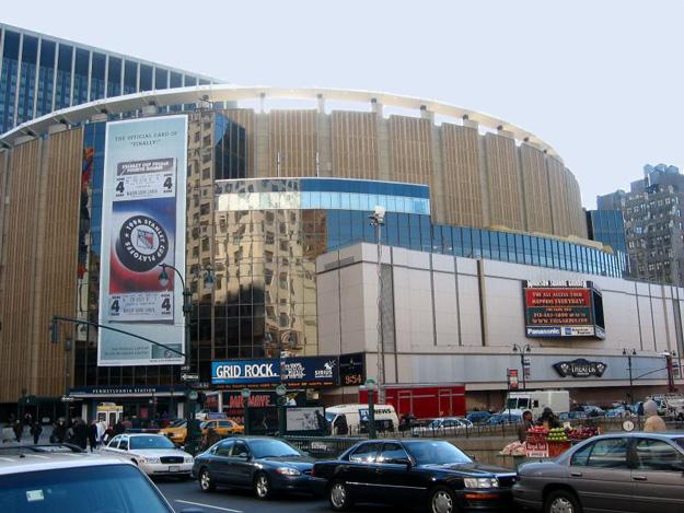 Fourth Madison Square Garden Amazing Ideas